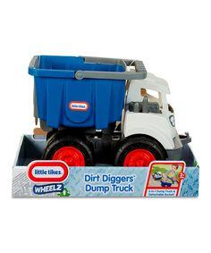 Little Tikes Dirt Diggers Toy Truck Preschool Block Area, Little Tikes, Dump Truck, Toy Trucks, Digger, Products, Little Tykes, Gadget