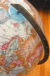 middle school: geography challenges: one border and more