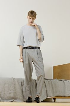 Christophe Lemaire | Spring-Summer 2014 Men's collection