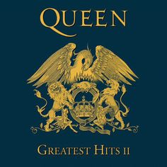 """Queen... quel album choisir ?... je les aime tous, mais puisqu'il faut bien se décider, prenons celui-ci, un best of que j'écoute assez souvent et qui commence par une de mes chansons préférées """"It's a Kind of Magic""""... c'est sûr : il y avait de la magie, chez ces mecs-là !... et surtout chez le regretté Freddy Mercury..."""