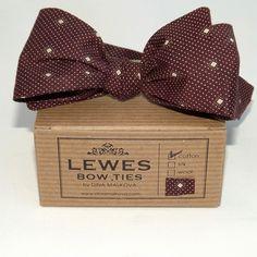 Vintage Cotton Bowtie