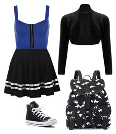 """Character Wardrobe//Artist"" by radioactivenovas on Polyvore featuring WearAll, Converse and plus size clothing"