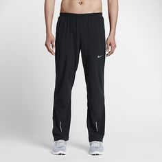 Tom -- Nike running pants (size M) (for playing paddle tennis in the winter)