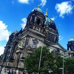 Местами  и в Берлине  находишь  что то похожее  на родное Питерское  Но все…