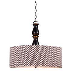 Ballao 3-light Oil Rubbed Bronze Pendant | Overstock.com Shopping - The Best Deals on Chandeliers & Pendants