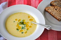 Côte d'Azur Cure-All Soup - the French answer to our chicken noodle soup
