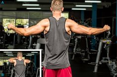 Whatever your goal, one of these 7 mass-building shoulder workouts can help you…