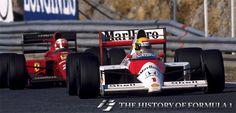 On this day... 24 September (1989) - Ferrari anger as stewards ban Mansell.
