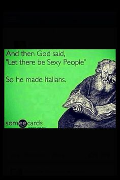 Em has officially inspired me to pinn Italian posts.... Yup!