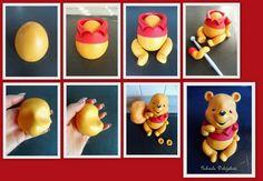Winnie the pooh charm