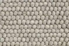 Peas Teppich Hay, Größe / Farbe: L 140 x B 80 cm softgrau