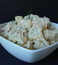 Recette de Salade de pommes de terre au thon : la recette facile