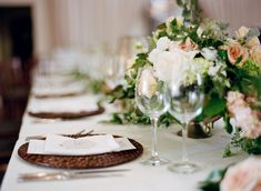 Gorgeous Blush Details for the Tablescapes at Pippin Hill Farm & Vineyards in Charlottesville, Va Charlottesville Va, Summer Weddings, Rustic Charm, Wine Country, Tablescapes, Florals, Table Settings, Southern, Blush