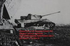 Image result for panther ausf. d kursk 51 52