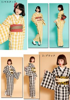 Kimono Nagoya Kimono Japan, Yukata Kimono, Kimono Dress, Japanese Kimono, Kimono Style, Traditional Kimono, Traditional Dresses, Cute Kimonos, Modern Kimono