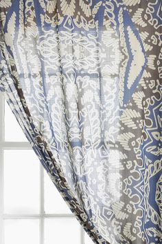 Magical Thinking Printed Curtain