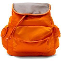 Hadaki Women's Market Pack Backpacks ($52) ❤ liked on Polyvore featuring bags, backpacks, luggage & bags backpacks, russet, zipper bag, hadaki backpacks, nylon zipper bag, hadaki and hadaki bags