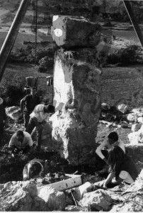 El coneixement arqueològic de la vall d'Almallutx. Del segle XVI al XXI