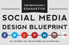 Facebook, Twitter, Instagram, Pinterest - Complete Social Media Image Size Guide [INFOGRAPHIC]