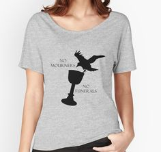 Six of Crows -- No Mourners No Funerals by SavedByTheBook