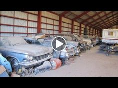 Old GM Dealership Unearthed in Nebraska, 200 Classic Cars for Auction   Remember the unearthed old Chevrolet dealership from Nebraska which included b