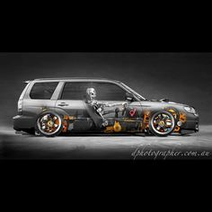 Rc. Car #subaru #forester #sti #4wd #best #badass #streeter #jdm #drift #photography #creative #art #tattoos #dope #terminator #dumped