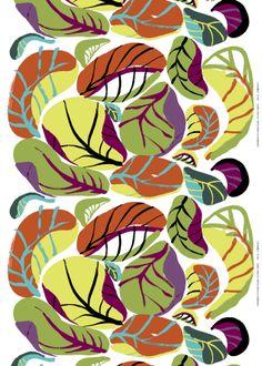 Tissus scandinave marimekko