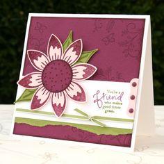 Build a Blossom stamp set