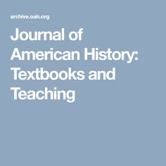 how to use a history textbook A history paper is not just a compilation of facts that you cut and paste into a report a good paper needs to explain something important about the past it requires you to this guide addresses some of the most common questions related to researching, writing, and formatting a history research paper.
