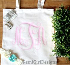 Whether you want to use it for your big day or every day errands-- this tote is everything you need! Our tote can be customized with a variety of colors to match your vision. The tote can be personalized to include the wedding date free of charge. Want a different saying on the tote