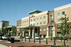 Hilton Garden Inn #VisitManhattan #Manhattan #Kansas #VisitMHK