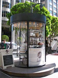 The Batter Bakery Kiosk - San Francisco