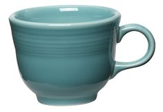 Fiesta 7-3/4-Ounce Cup, Turquoise
