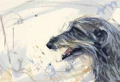 Dogs   James Bartholomew RSMA