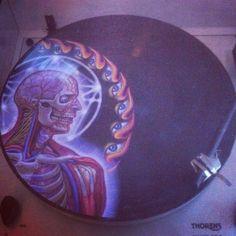 Tool vinyl