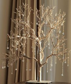 Guest Book Alternative Wish Tree Wedding by SimplyMadWeddings, $250.00