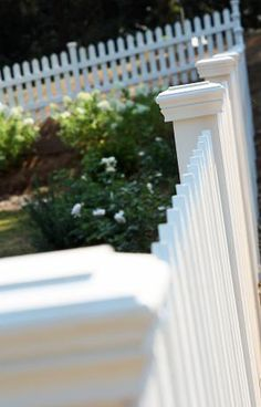 Outdoor Solar Lights For Picket Fence For The Home