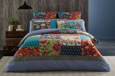 GABRIELLE QUILT COVER AND SHEET SET