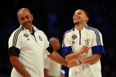Stephen Curry, Klay Thompson and the Manning brothers all had dads who were great athletes, too.
