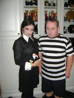 Image result for addams family costumes pugsley