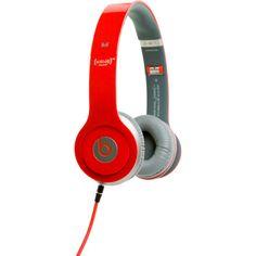 Beats by Dre Beats Solo HD Red High Definition On-Ear Headphone Beats Headphones, Over Ear Headphones, Beats Solo Hd, Beats By Dre, Red High, High Definition, Outdoor Gear, Audio, Shop Ideas