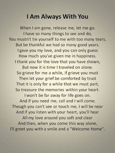 To my granddaughter... Keep this till the time comes... I love you!