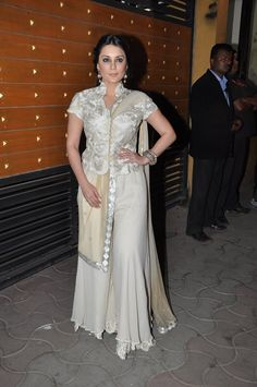 Minissha Lamba at 58th Idea Filmfare Awards 2013.