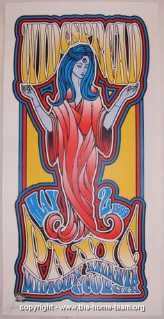 Widespread Panic - May 1999 - Atlanta, Georgia - VENUE: Music Midtown - ARTIST: JT Lucchesi
