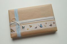 Notemaker Washi Tape DIY gift wrap one