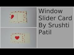 Quadruple Slider Card Tutorial / 4 Sided Slider Card By Srushti Patil | Explosion box Cards - YouTube