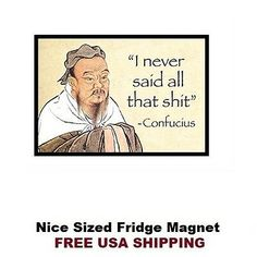 METAL FRIDGE MAGNET I Had My Patience Tested I/'m Negative Family Friend Humor