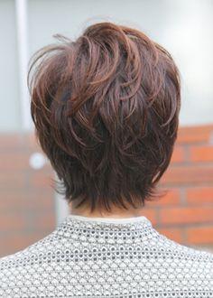 60代女性の髪型|ショートヘア・ボブの人気カタログ50選 | i-see[アイシー] 出典:http://mikamoto.net