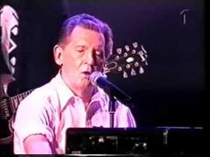 Jerry Lee Lewis - Somewhere Over The Rainbow Malmo 1997  I was there!