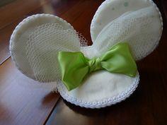 Disney Wedding Inspiration: Bridal Hat